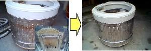 洗濯槽クリーニング依頼の画像